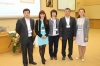 "The Delegation of Ufa Eye Research Institute headed by the Director Prof. M. Bikbov participated in the XII  annual International Scientific and Practical Conference ""Fyodorov Readings  2014""."